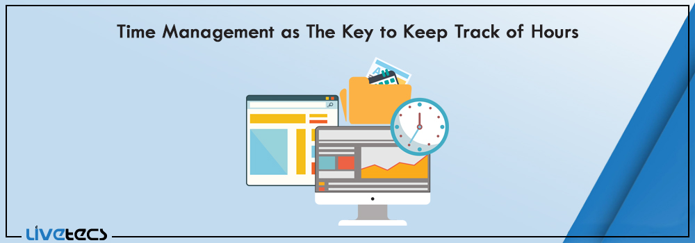 time management as the key to keep track of hours